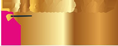 Die Goldene Nadel Logo